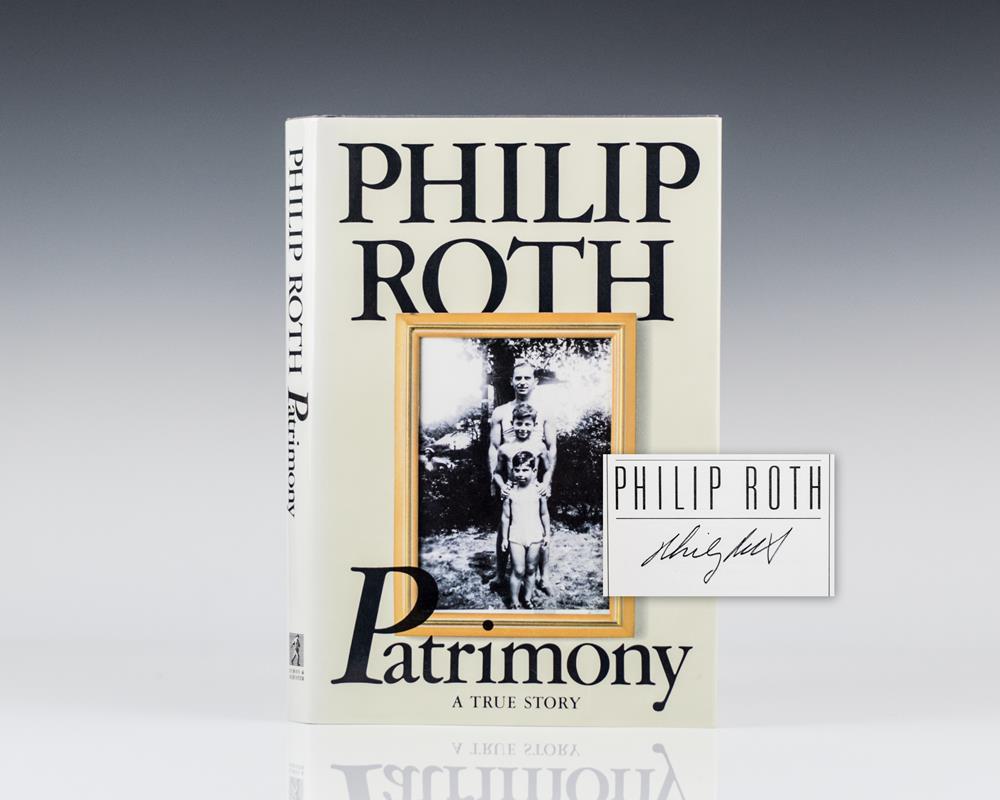 Patrimony: A True Story.