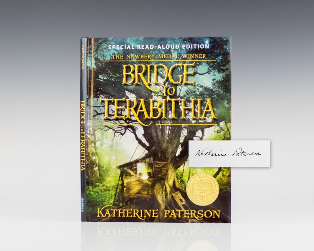 Bridge To Terabithia: Special Read-Aloud Version.