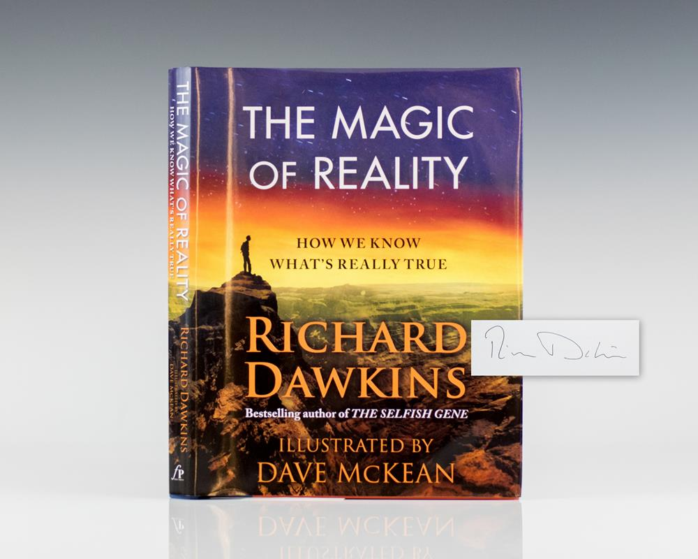 The Magic of Reality: How We Know What's Really True.