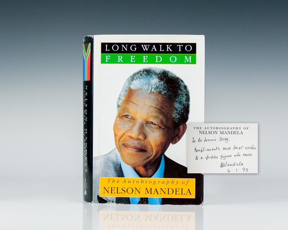 a review of long walk to freedom an autobiography by nelson mandela Buy a cheap copy of long walk to freedom: the autobiography book by nelson mandela the famously taciturn south african president reveals much of himself in long.