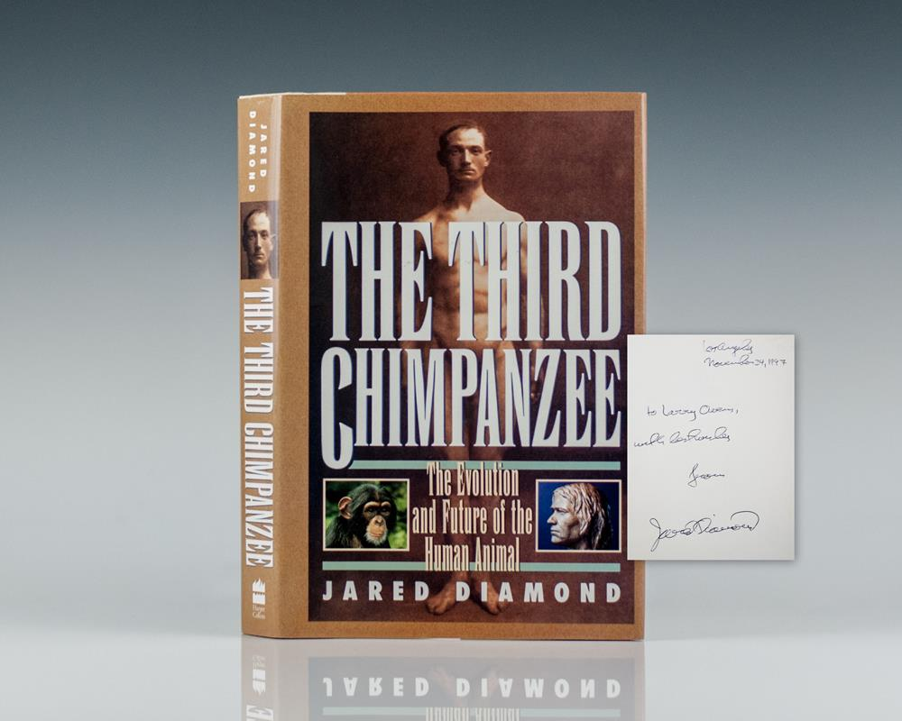 The Third Chimpanzee: The Evolution and Future of the Human Animal.
