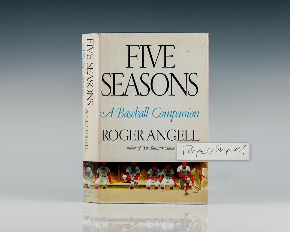 Five Seasons: A Baseball Companion.
