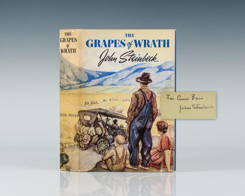 grapes of wrath chapter 25 analysis The fruit which has grown all spring and is ready to be picked, cannot be picked because of the low prices being paid to the farmers the farmers need to earn more for their product if they are going to have a profit, after paying the expenses of growing and picking the fruit because they cannot.