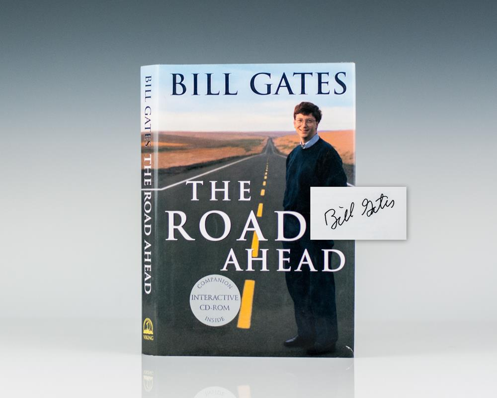 an analysis of the road ahead a book by bill gates In his new book, the road ahead, bill gates promises to lay out his vision of the future that's a tantalizing offer when it comes from the nation's richest man and arguably the computer industry's most powerful leader.