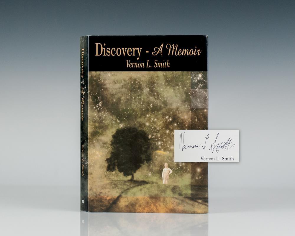 Discovery: A Memoir.
