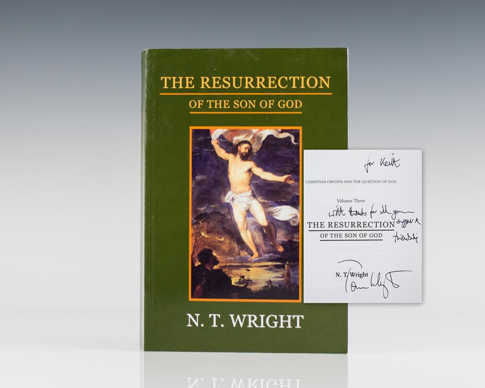 The Resurrection of the Son of God.