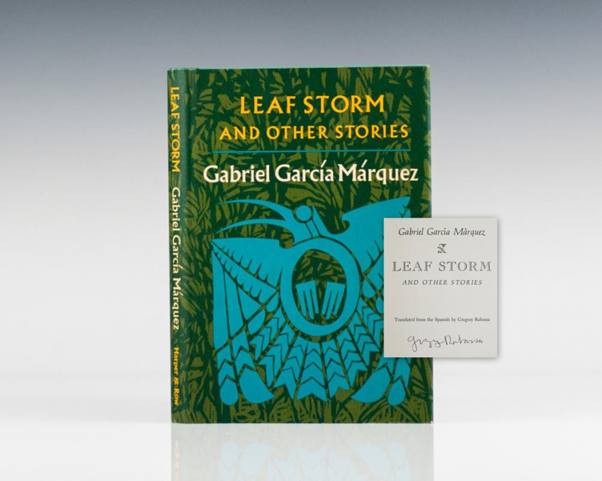 Leaf Storm and other Stories.