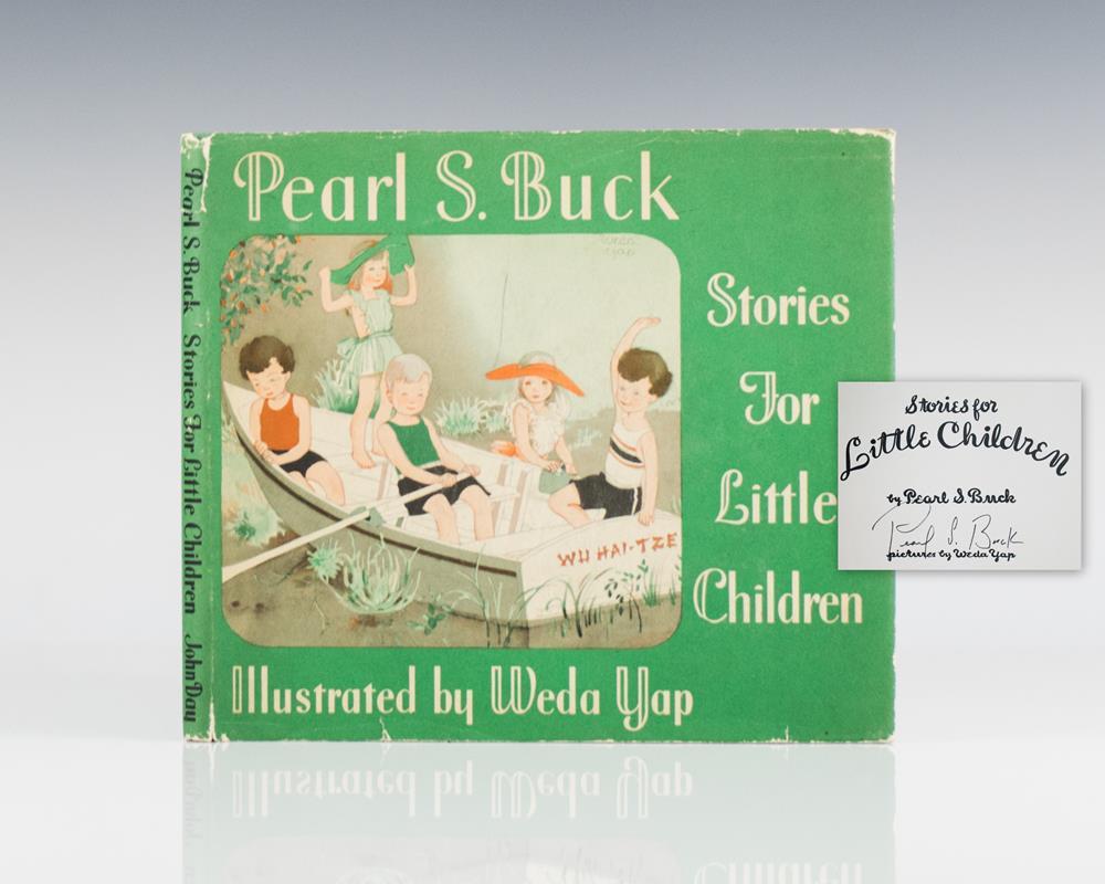 Stories For Little Children.