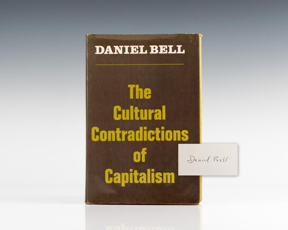 The Cultural Contradictions of Capitalism.