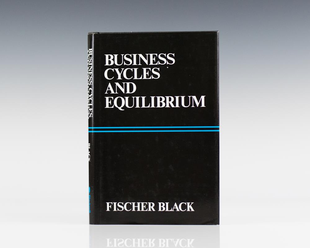 Business Cycles and Equilibrium.