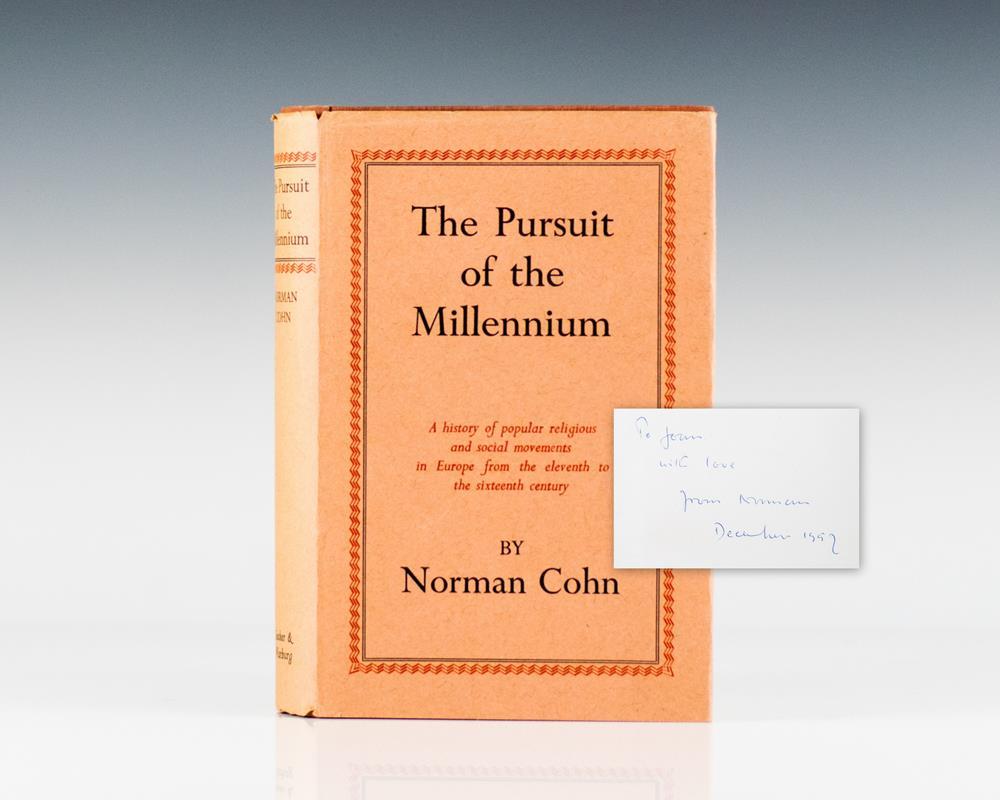 The Pursuit of the Millennium.