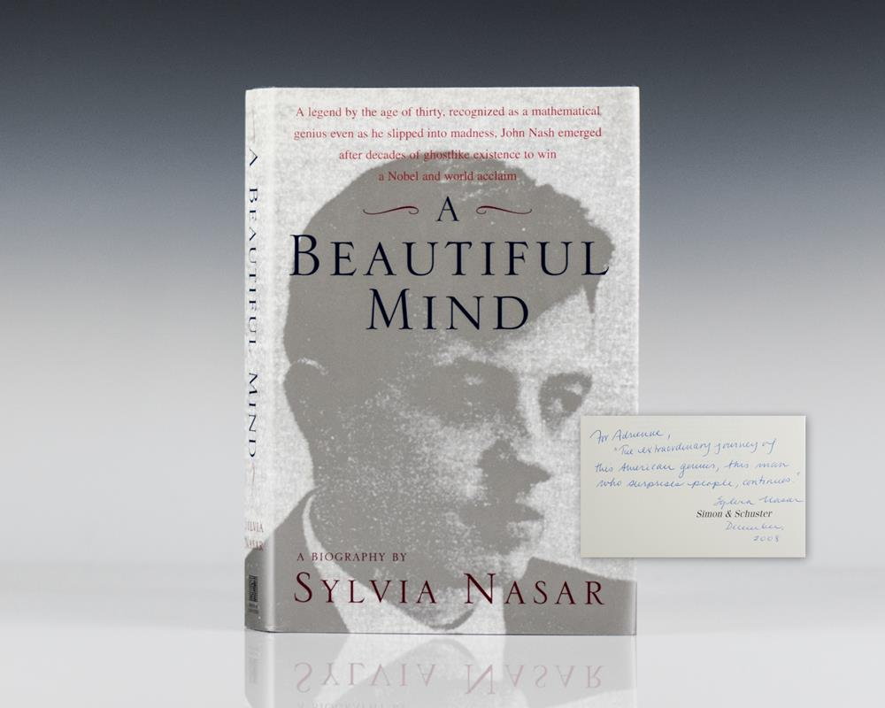 the gifts and curses of john nash in the film a beautiful mind Mind you, i'm one very pissed  just ahead of them was john doe #244,  i had no idea that the nash girl was related to you.