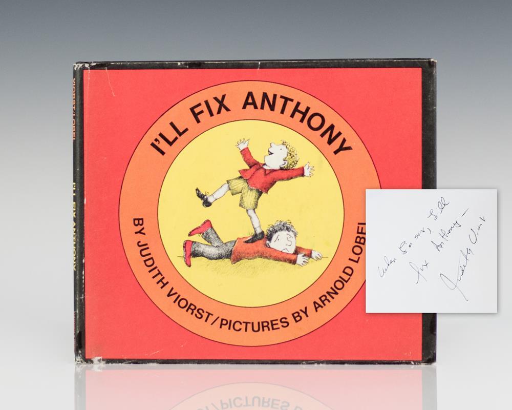 I'll Fix Anthony.