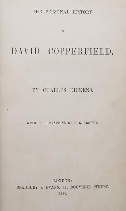 david copperfield questions On the second branch of the question, i will only remark, that unless i ran through   'mrs david copperfield, i think,' said miss betsey the emphasis referring,.