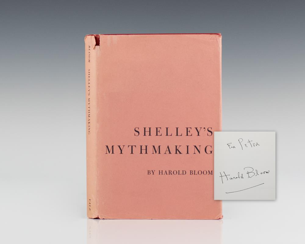 Shelley's Mythmaking.