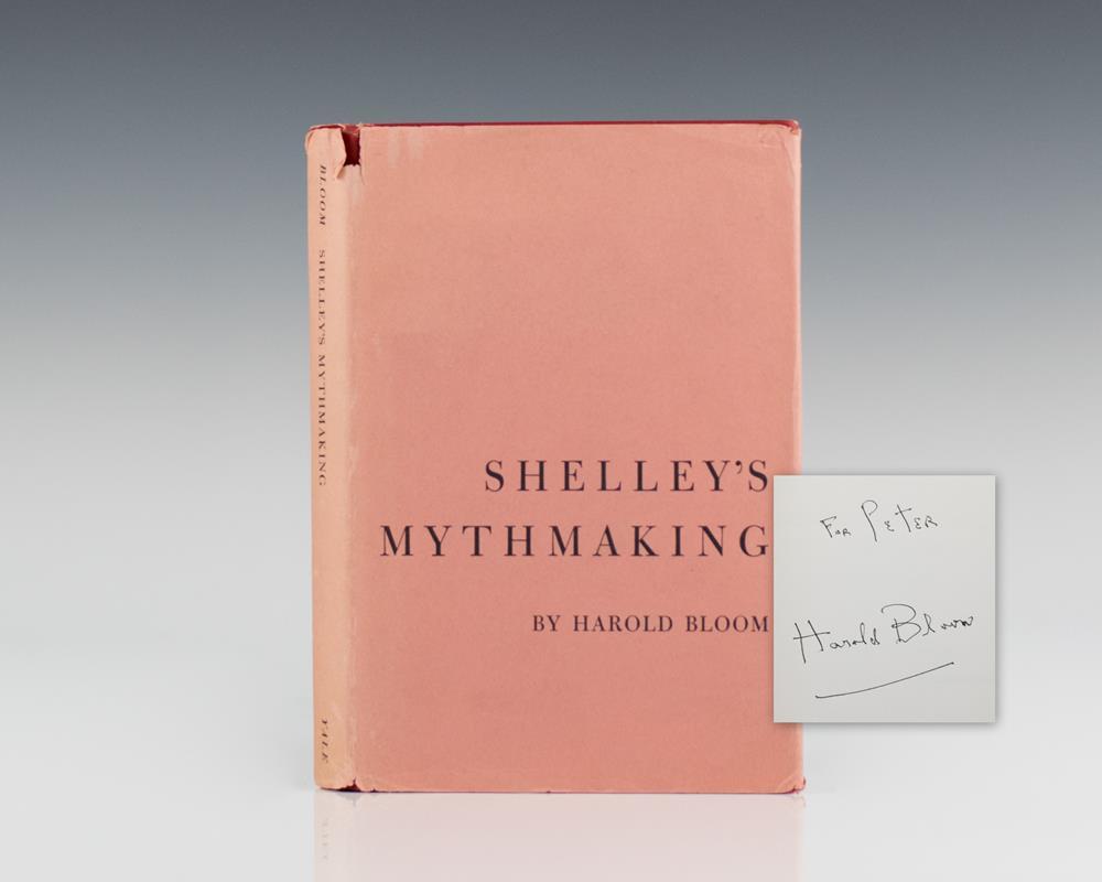 Shelley's Mythmaking.