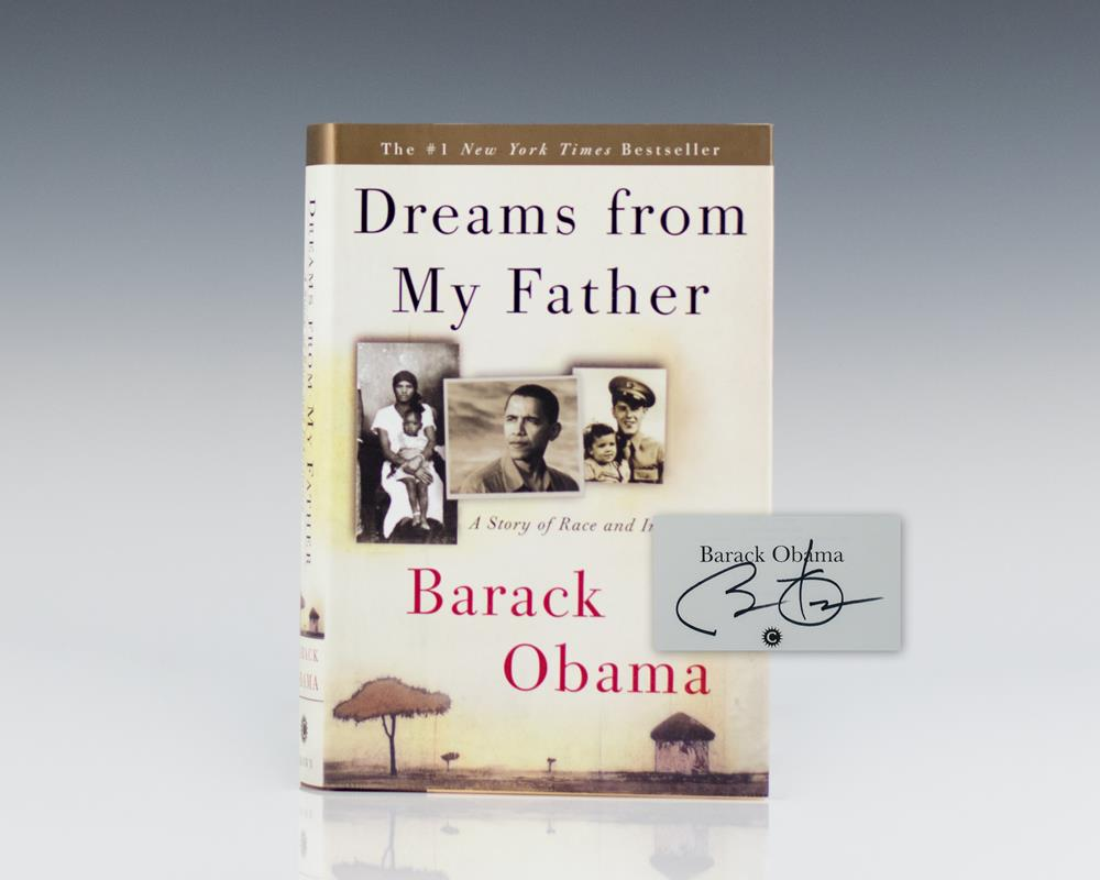 Dreams From My Father: A Story of Race and Inheritance.