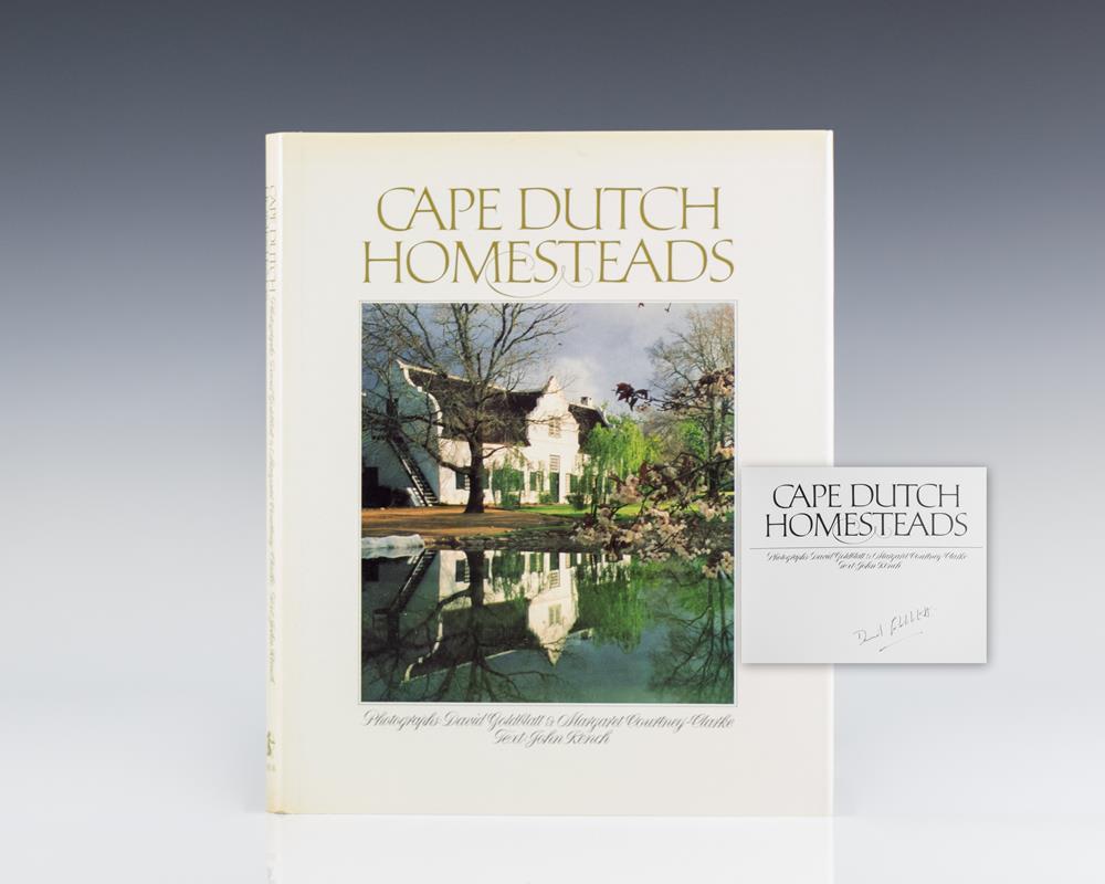 Cape Dutch Homesteads.