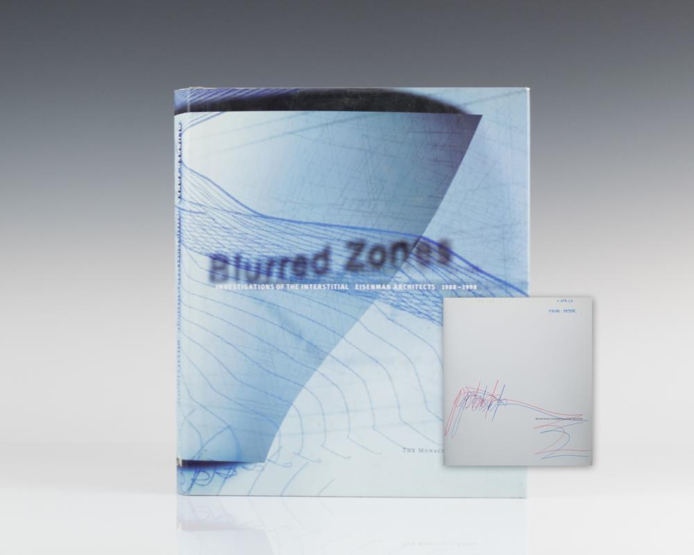 Blurred Zones: Eisenman Architects 1988-1988.