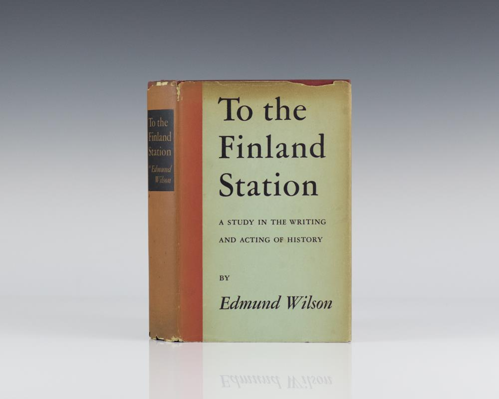 To the Finland Station.