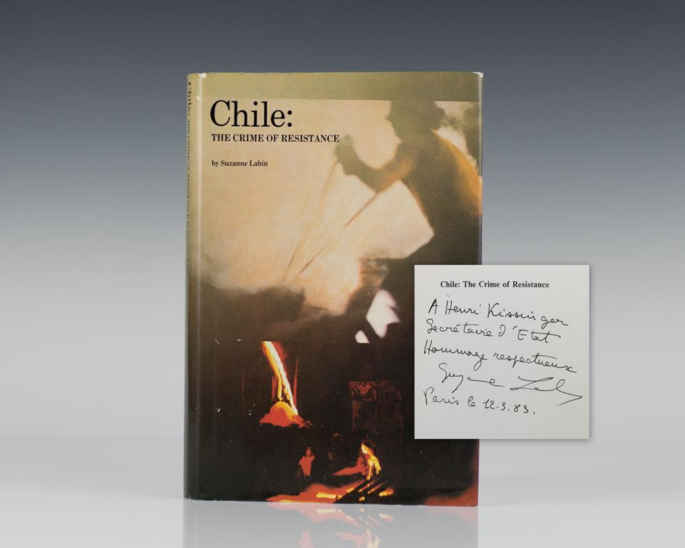 Chile: The Crime of Resistance.
