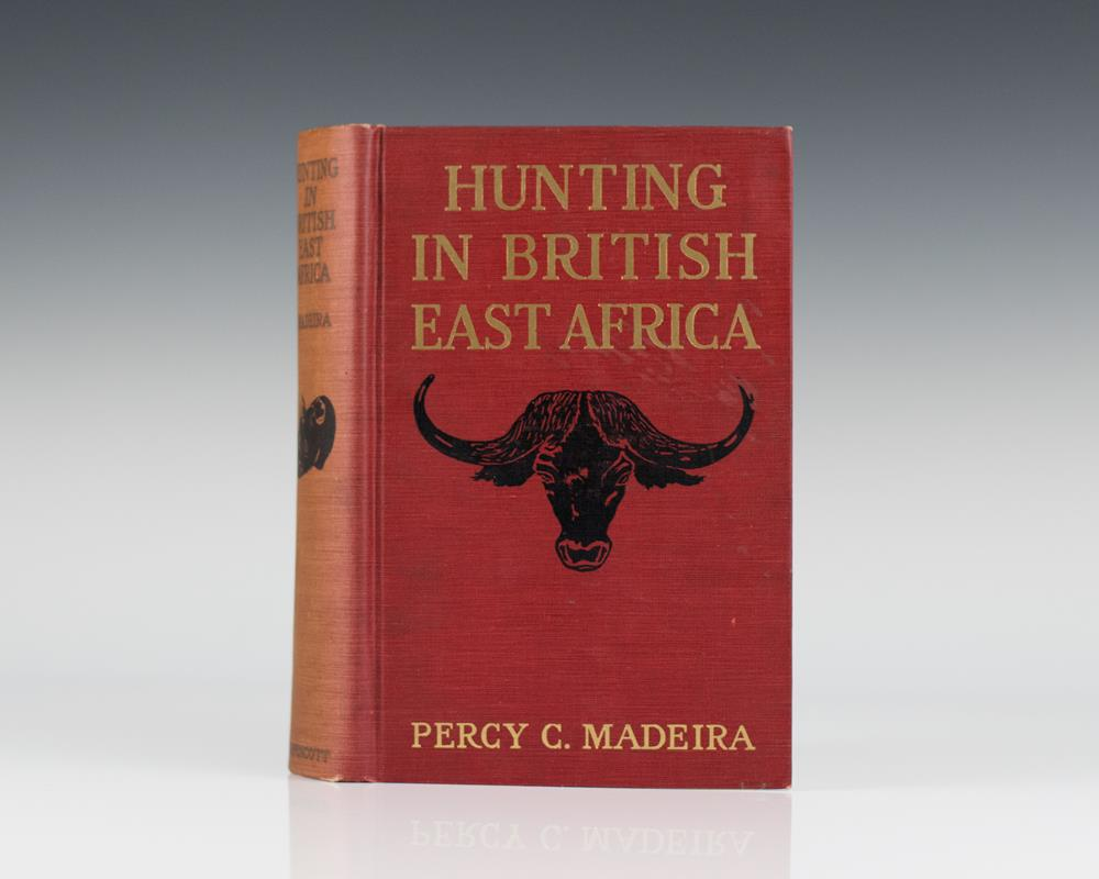 Hunting in British Africa.