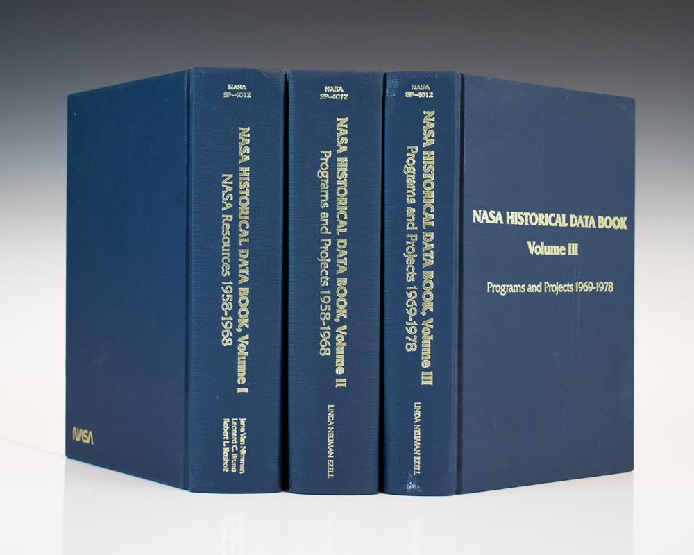 NASA Historical Data Book: Programs and Projects 1958-1978, Volumes 1-3.