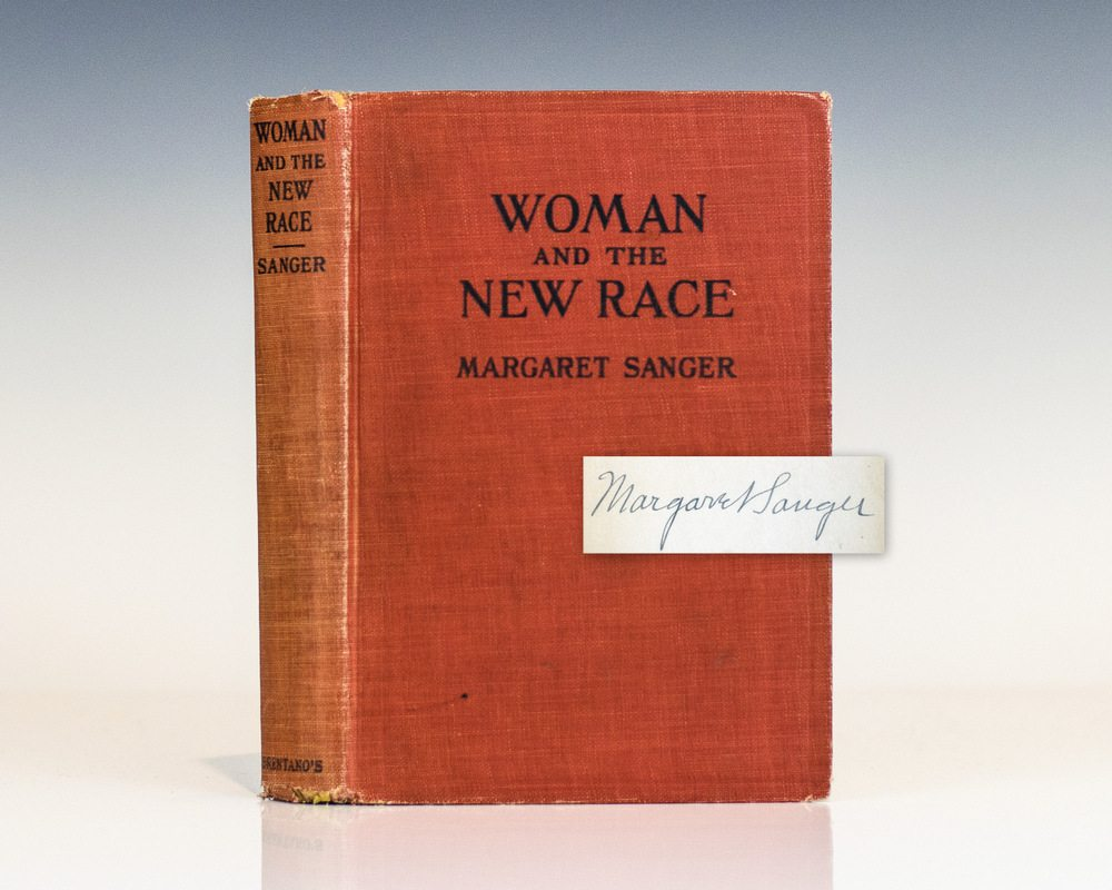 Woman and the New Race.