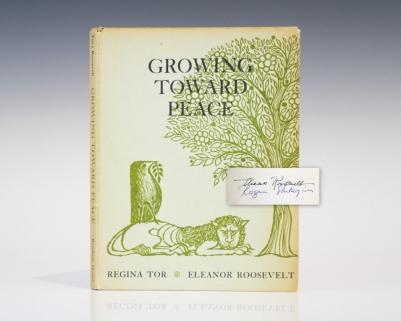 Growing Toward Peace.