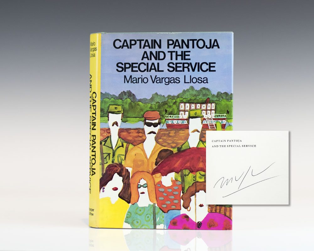 Captain Pantoja and the Special Service.