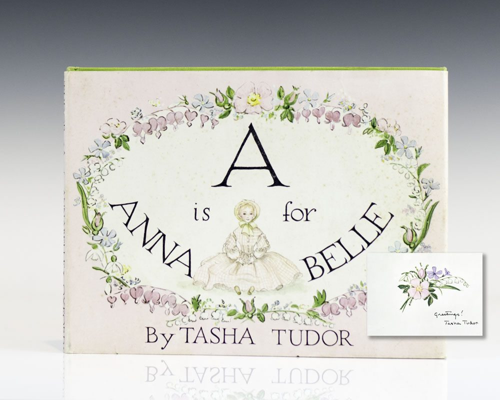 A is for Annabelle.