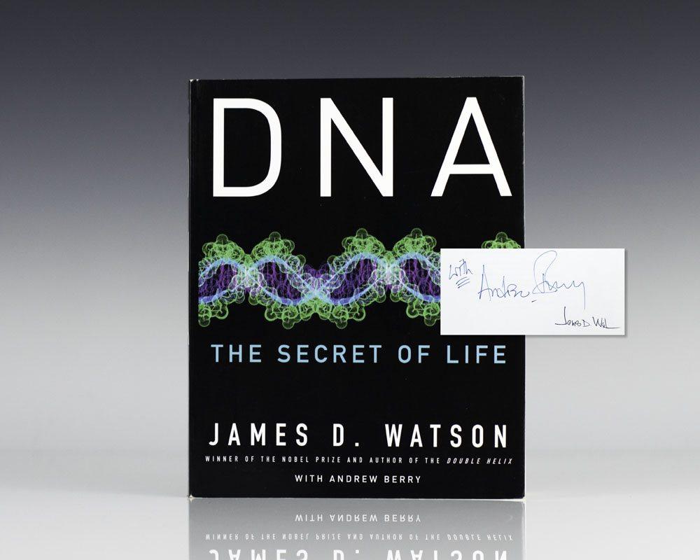 DNA: The Secret of Life.