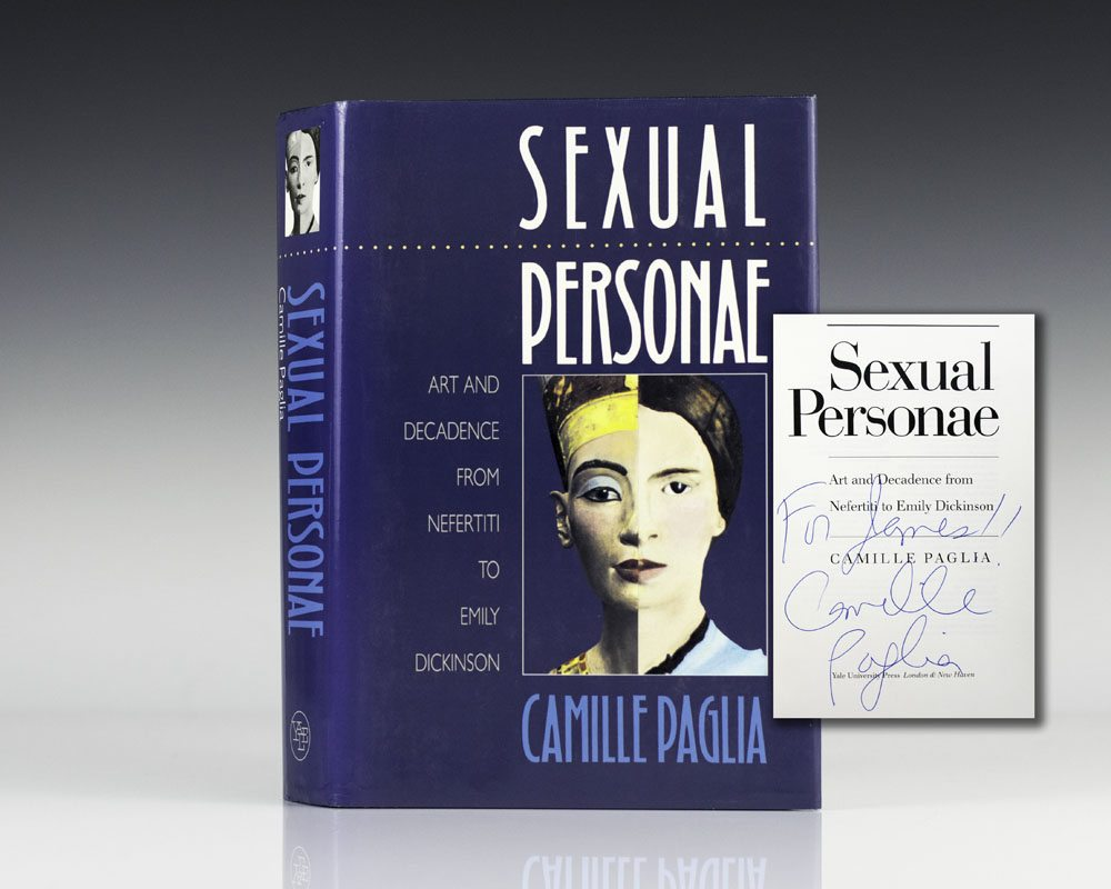 Sexual Personae: Art and Decadence from Nefertiti to Emily Dickinson.