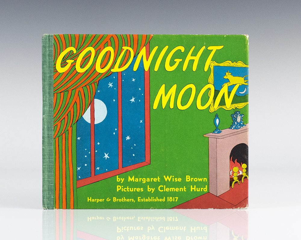 Goodnight Moon by Margaret Wise Brown Clement Hurd