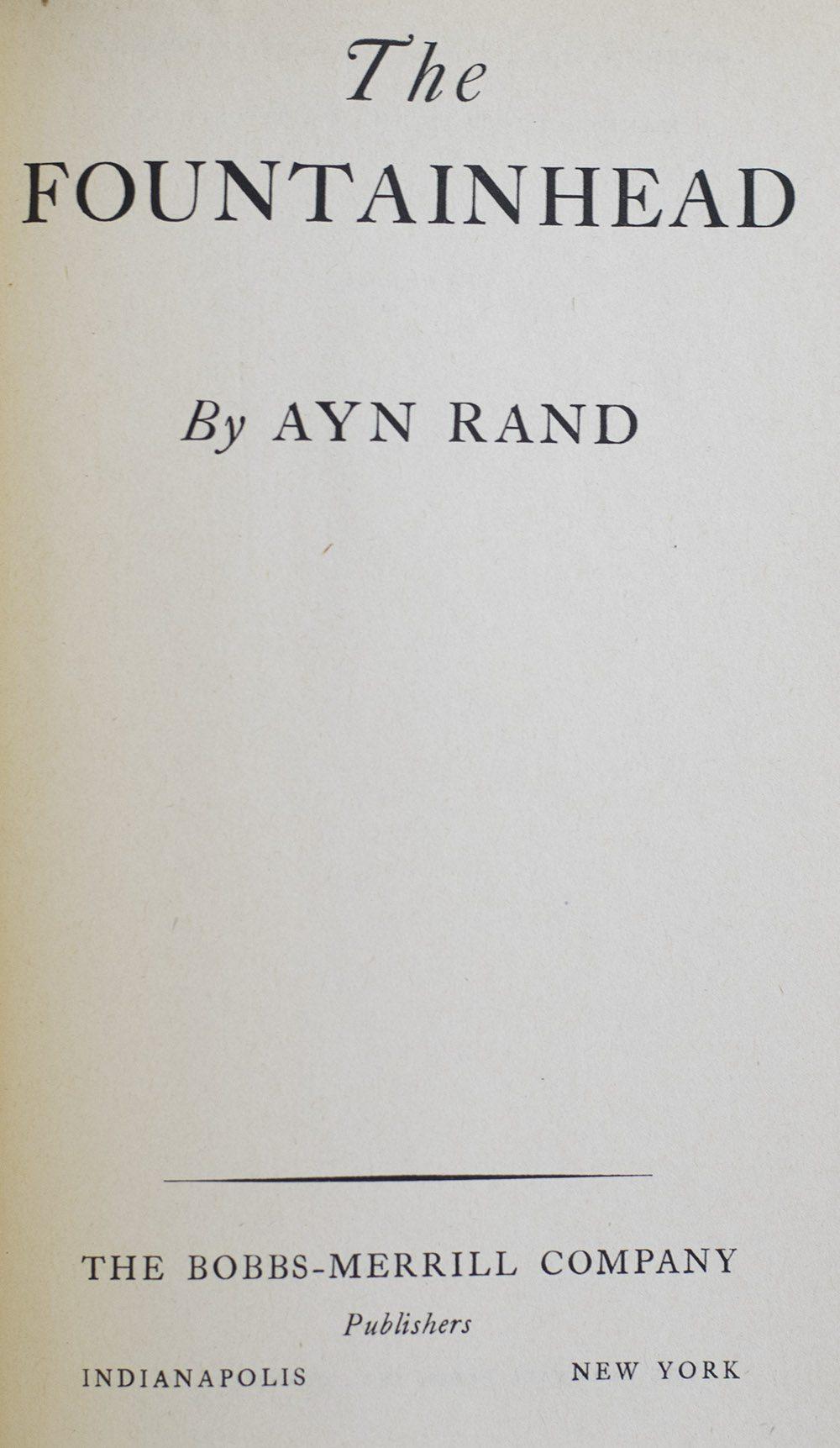 essays on ayn rands the fountainhead Essays on ayn rand's the fountainhead | books, textbooks, education | ebay.