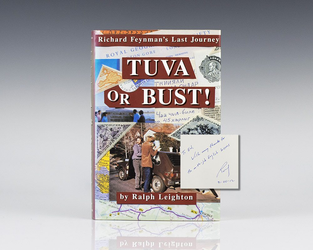 Tuva or Bust! Richard Feynman's Last Journey.