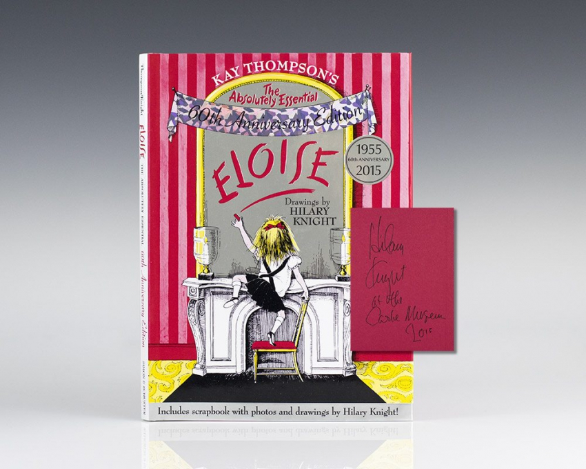 Eloise: The Absolutely Essential 60th Anniversary Edition.