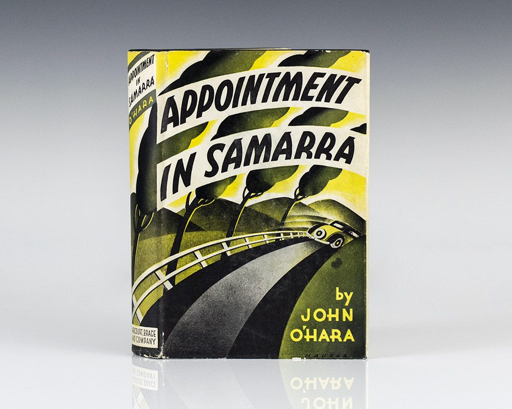 Appointment in Samarra.