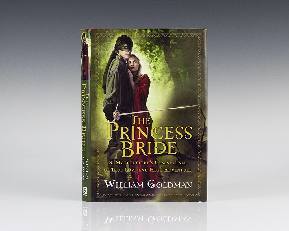 an analysis of the journal of william goldmans the princess bride Explore some of william goldman, the princess bride best quotations and sayings on quotesnet -- such as 'life is pain, anyone who says differently is selling something' and more know another good quote of william goldman, the princess bride don't keep it to yourself.