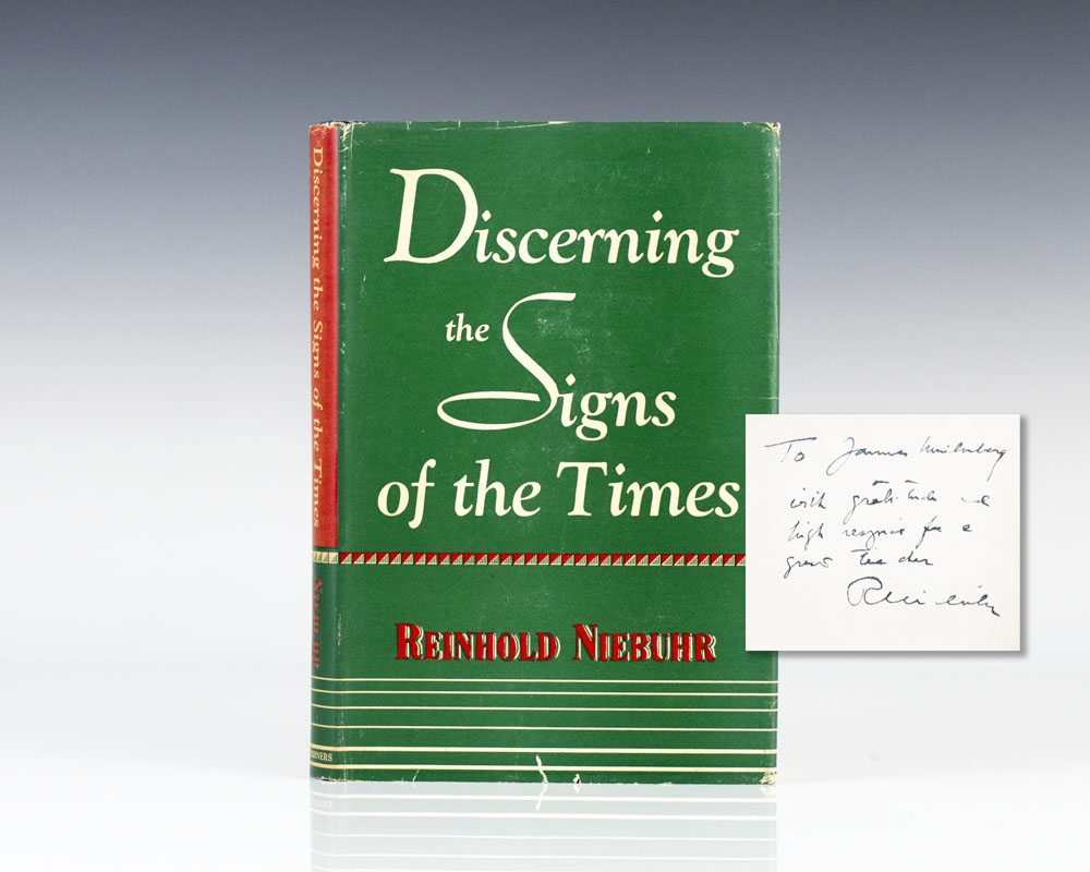 Discerning the Signs of the Times: Sermons for Today and Tomorrow.