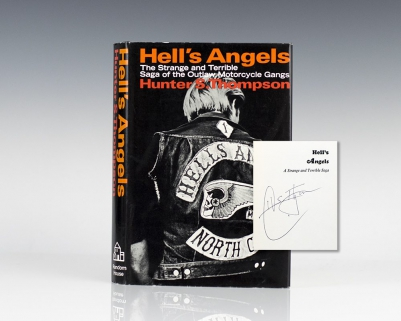 Hell's Angels: A Strange and Terrible Saga of the Outlaw Motorcycle Gangs.