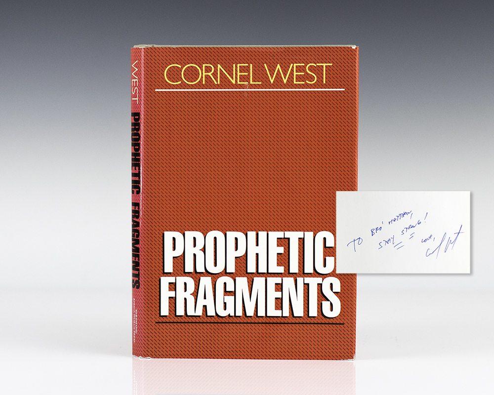Prophetic Fragments.