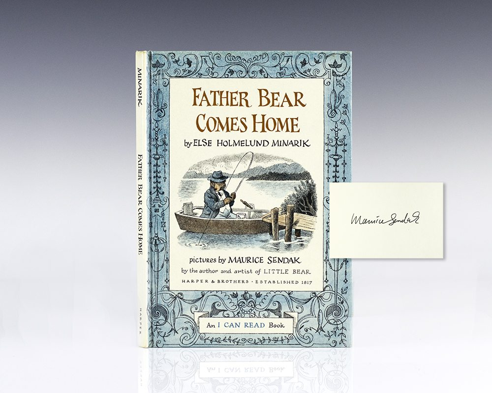 Father Bear Comes Home.