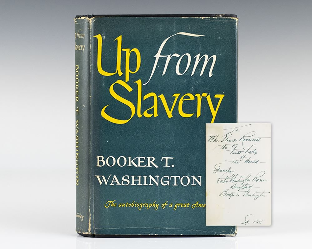 Up From Slavery: The Autobiography of a Great American.