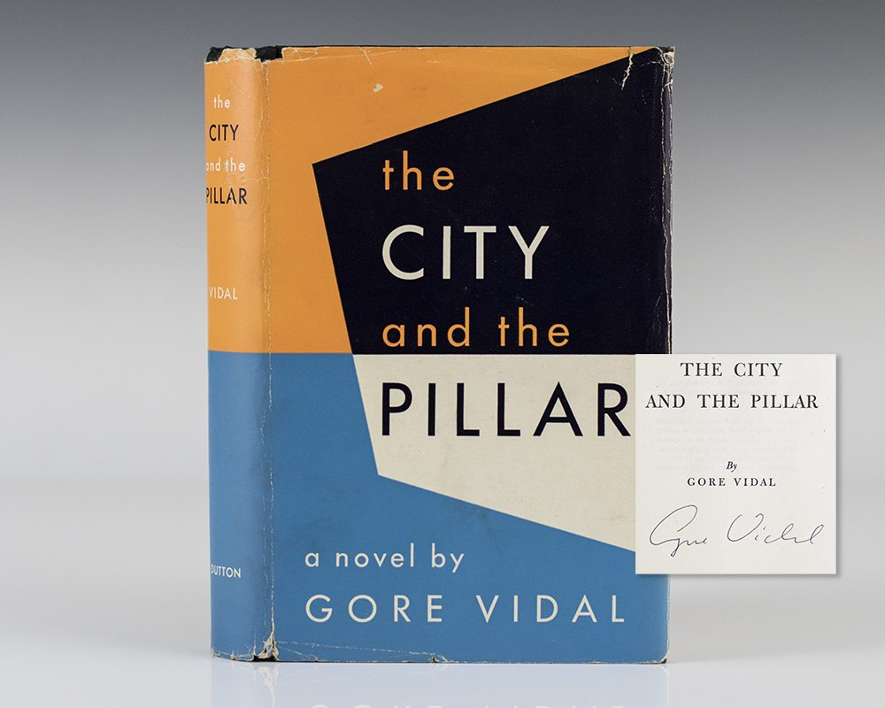 The City and the Pilllar.