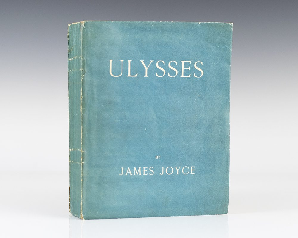 ulysses and joyce Today is bloomsday, june 16 on this day in 1904 leopold bloom, hero of james  joyce's great novel ulysses, wandered through dublin.