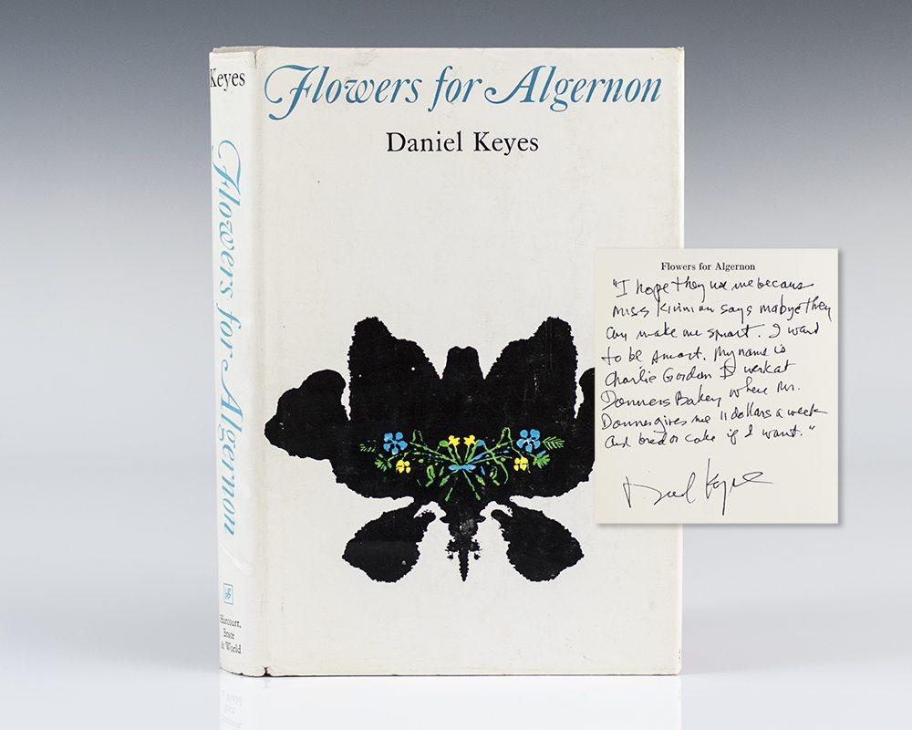 Flowers for Algernon.