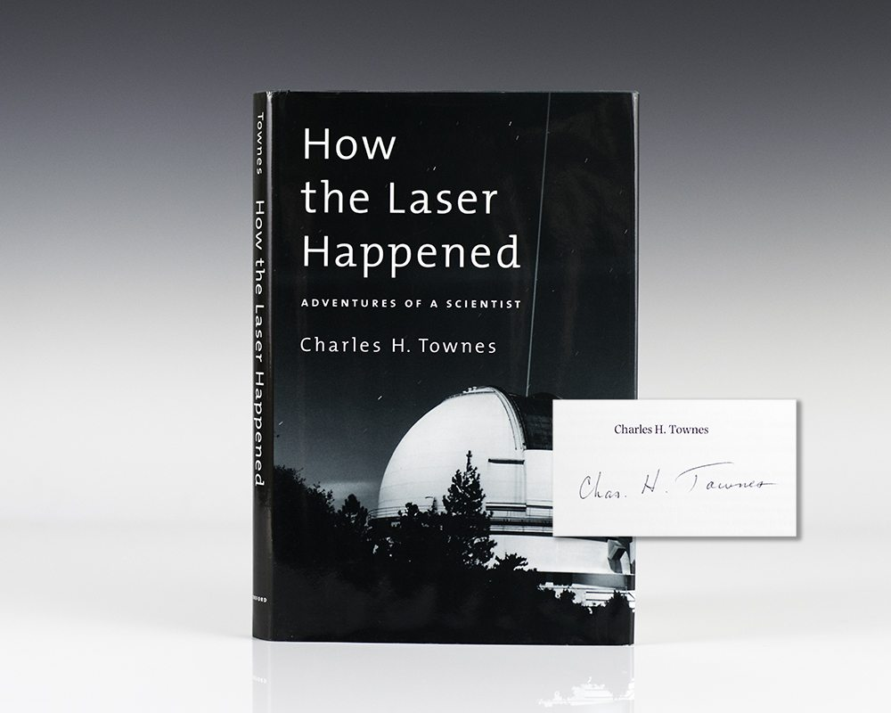 How the Laser Happened.