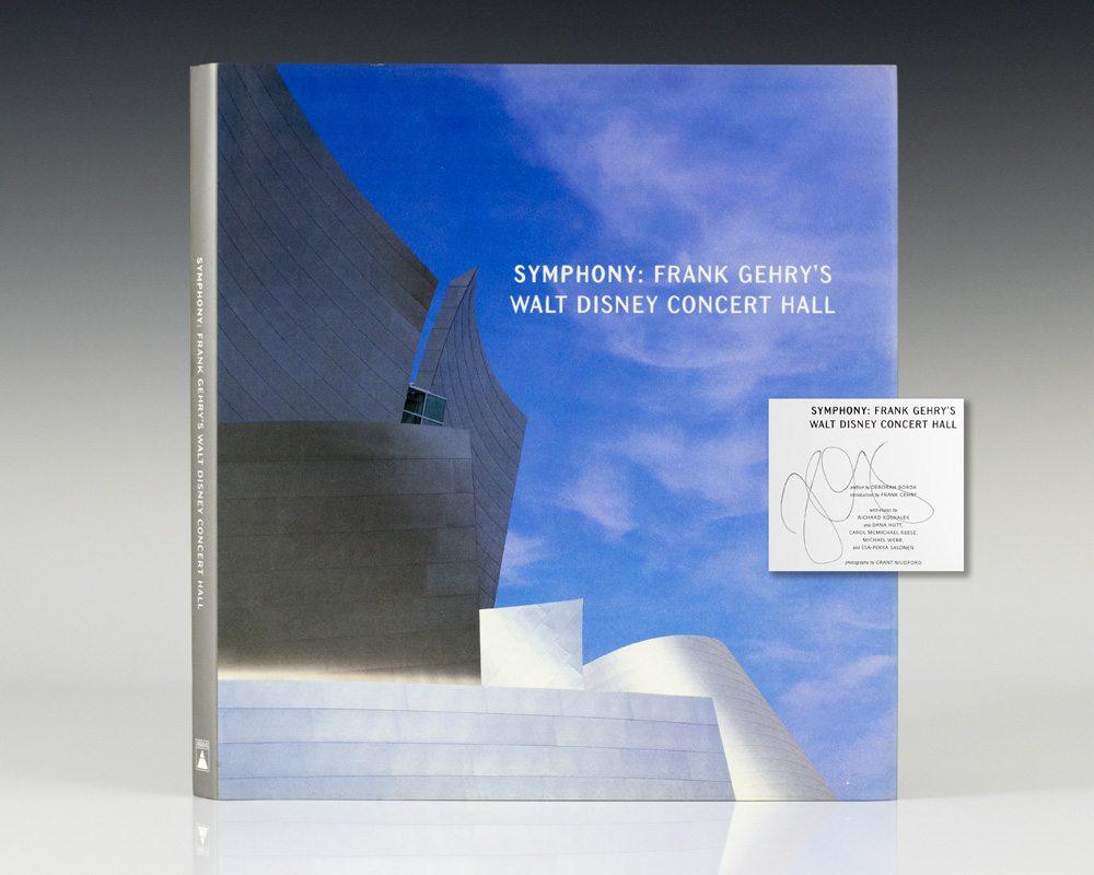 Symphony: Frank Gehry's Walt Disney Concert Hall.