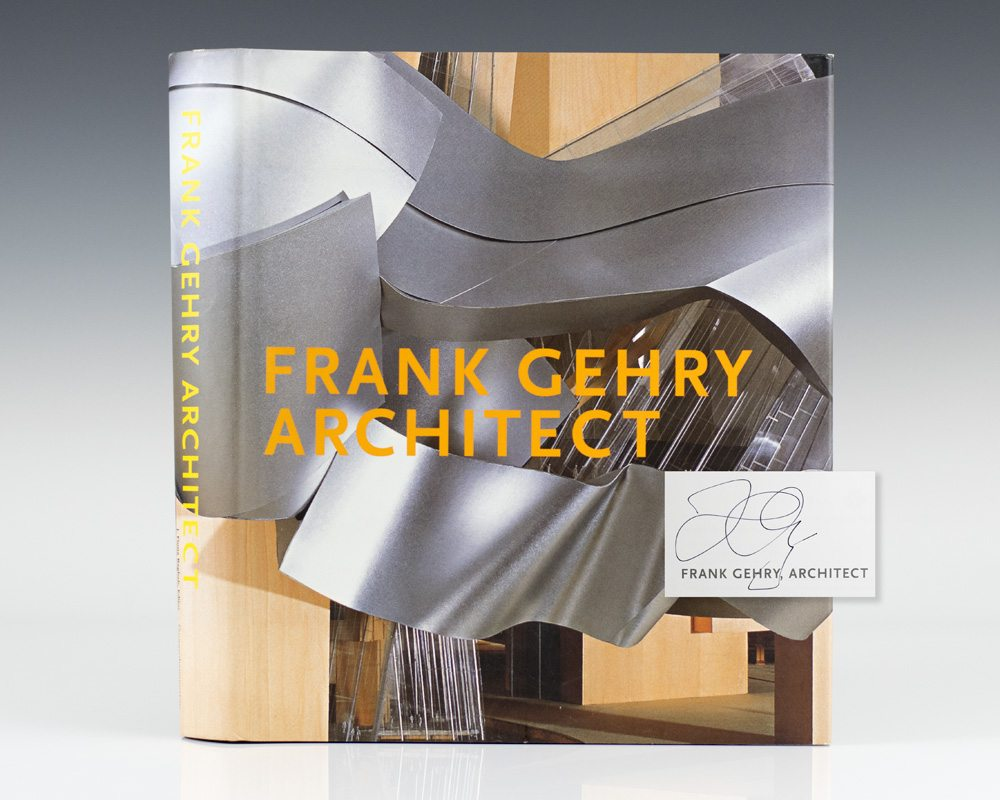 Frank Gehry Architect.